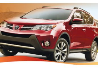 Contest: Toyota BC – MY Rav4 Groceries & Gas Giveaway!