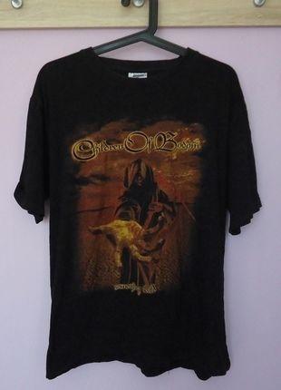 Kup mój przedmiot na #vintedpl http://www.vinted.pl/odziez-meska/koszulki-dla-kibicow-i-fanow/13517747-bluzka-koszulka-children-of-bodom-l-meska-duza-oversize-czarna