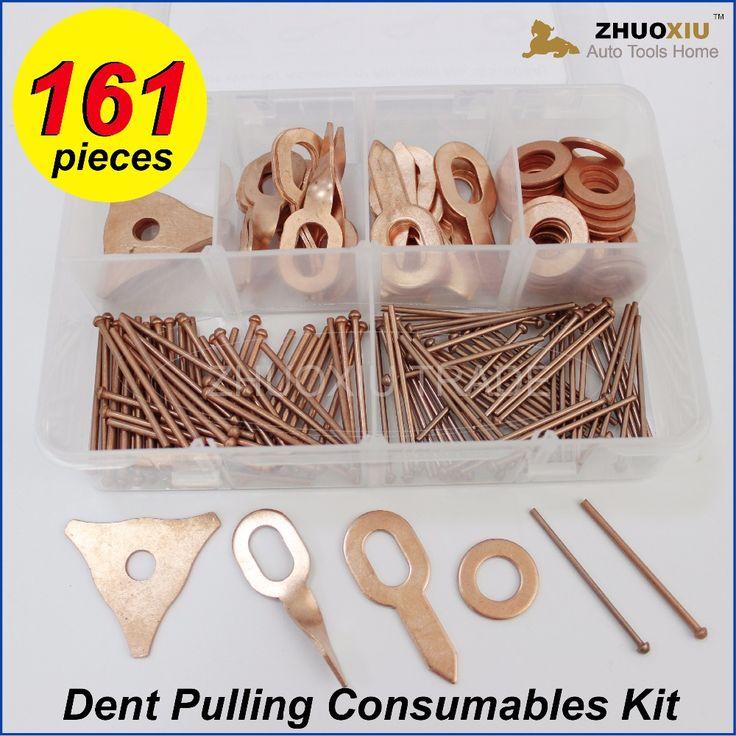 $22.80 (Buy here: https://alitems.com/g/1e8d114494ebda23ff8b16525dc3e8/?i=5&ulp=https%3A%2F%2Fwww.aliexpress.com%2Fitem%2FDent-Pulling-Welding-Consumables-Kit-with-tri-hook-washer-SS-006A%2F32722133639.html ) Dent Pulling Welding Consumables Kit with tri-hook washer SS-006A for just $22.80