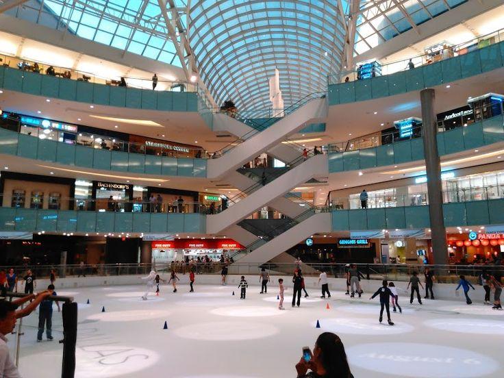 Galleria Dallas - Dallas, Texas on RueBaRue