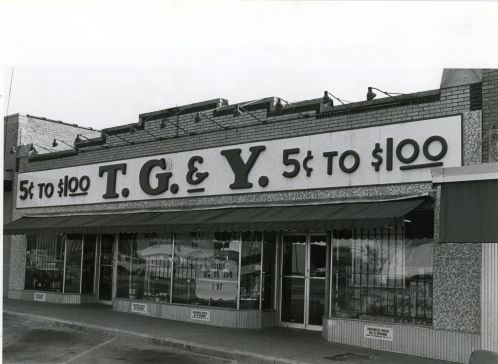 I loved TG & Y, my grandma worked there for a long time. eventually retired from there.
