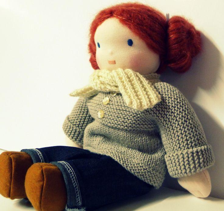 little miss W - des poupées équitables/bio à Nantes