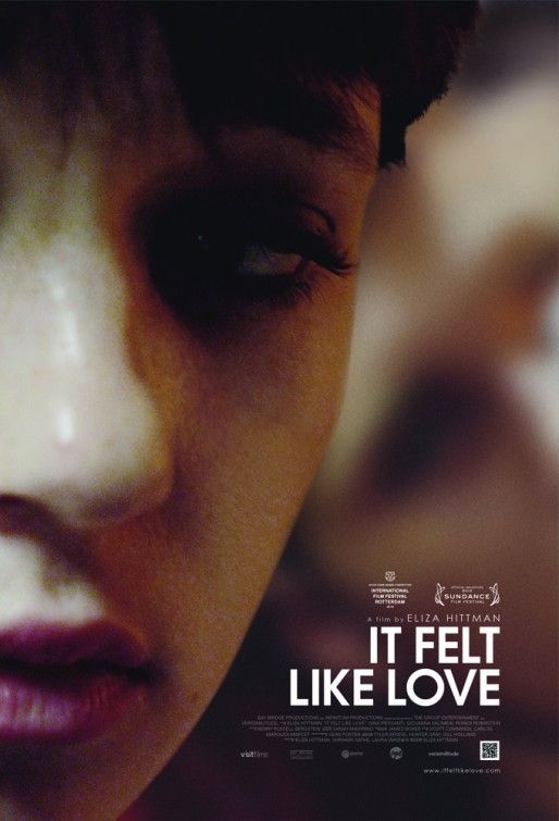 It Felt Like Love Movie Poster - Internet Movie Poster Awards Gallery