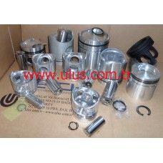 6745-31-2111 Piston + Ringset, SAA6D125E Komatsu engine