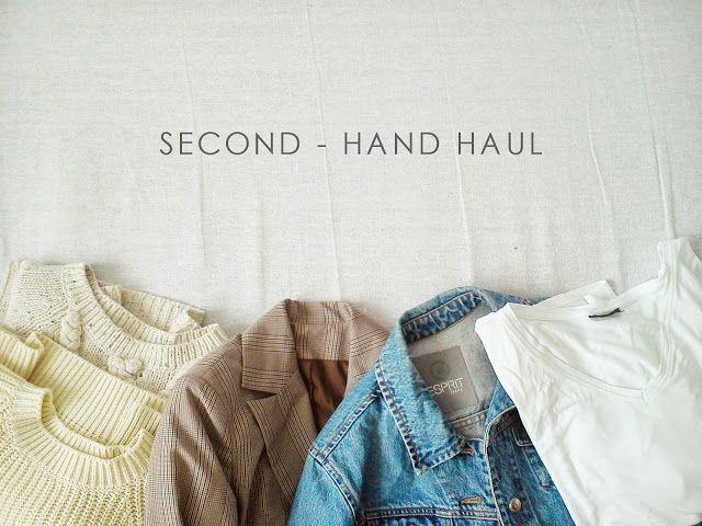 Second-hand Haul