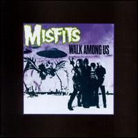 Misfits: Walk Among Us CD