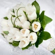 Lovely Dream Bridal Bouquet - Lovely Dream Bridal Bouquet > View Full-Size Im... | Dream, Lovely, Aud, Purchased, Bouquet | Bun