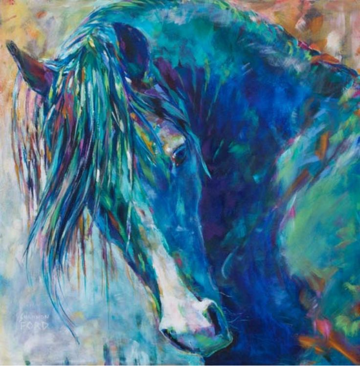 Bluehorse, Shannon Ford