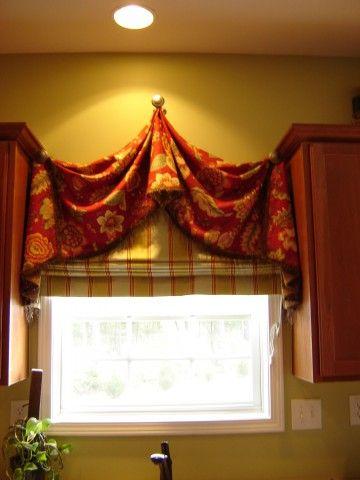 17 Best ideas about Kitchen Window Valances on Pinterest | Valance ...