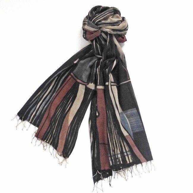 Deco shawl