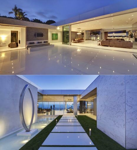 (via Modern Masterpiece in Bel-Air)