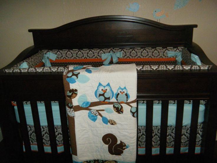 Baby Landon S Owl Nursery