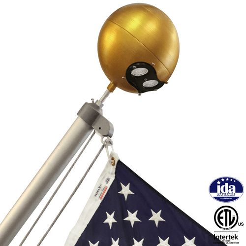 31 best lighting images on pinterest outrigger stationary beacon flagpole lighting flagpolewarehouse internal flagpole beacon lighting mozeypictures Choice Image