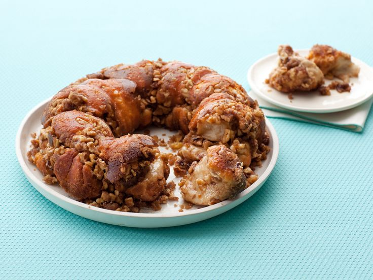Gorilla Bread from FoodNetwork.com: Food Network, Monkey Bread, Paula Dean, Cream Cheese, Deen S Gorilla, Gorilla Bread, Breads, Paula Deen S