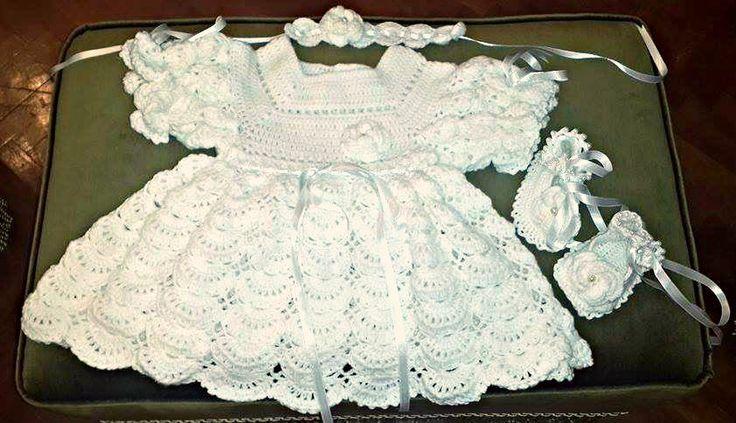 0-1 yaş mevlüt elbisesi.