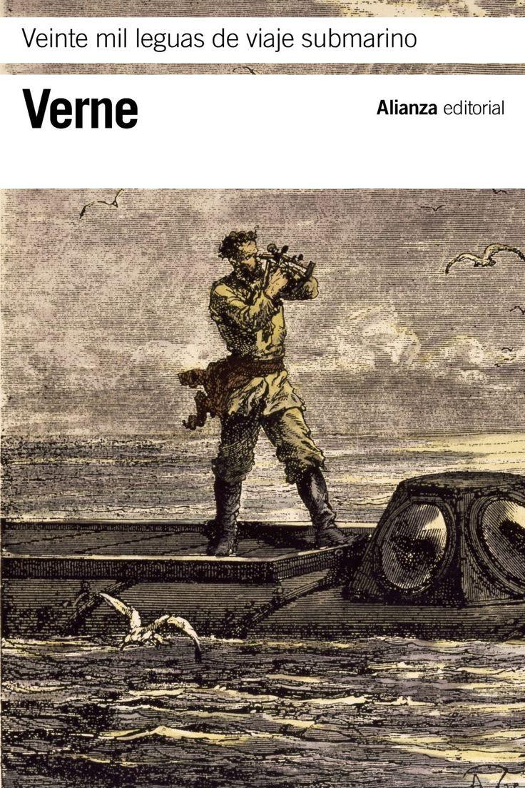 Veinte mil leguas de viaje submarino / Jules Verne ; prólogo y traducción de Miguel Salabert