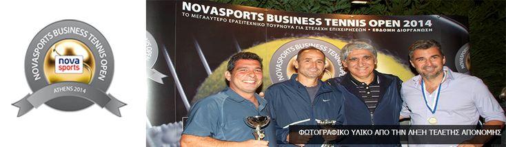 Business Tennis Open