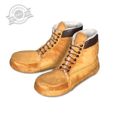 Zapatillas de interior de la casa Zapatillas de cerdo lindo Terry para las mujeres Zapatillas Hombre Zapatillas (38-39, oso café)