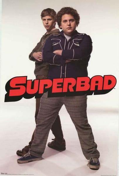 Superbad Movie Poster 22x34 – BananaRoad