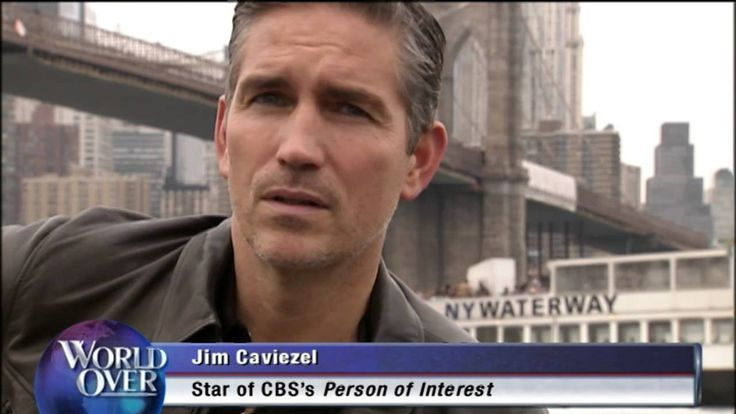 Jim Caviezel EXCLUSIVE on EWTN's World Over Live with Raymond Arroyo - 2...