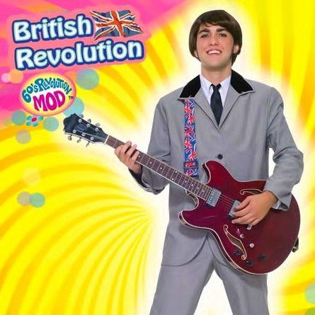 60s Suit Ringo Starr