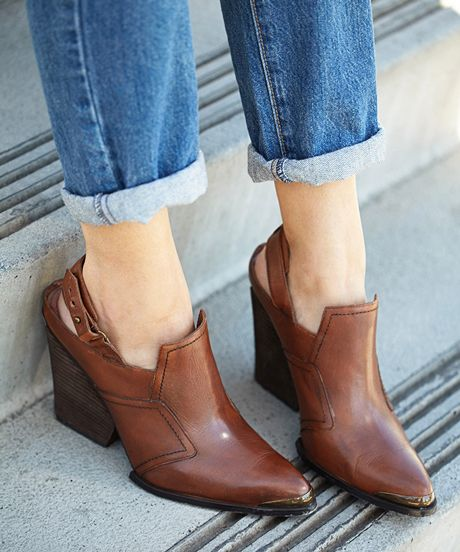 Spring Booties - Neutral Boots For Transitional Weather
