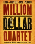 Broadway Across America - Million Dollar Quartet playing in Houston on Feb 28 - Mar 4, 2012