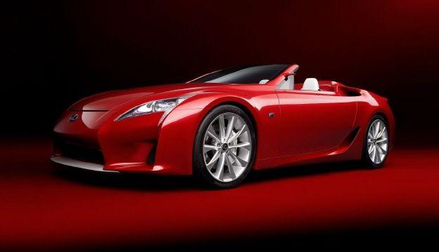 2008 LF-AR. Convertible Awe. #ConceptCar #Lexus