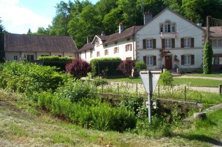 Au Martin Pecheur,  La Chaudeau, Le Clerjus