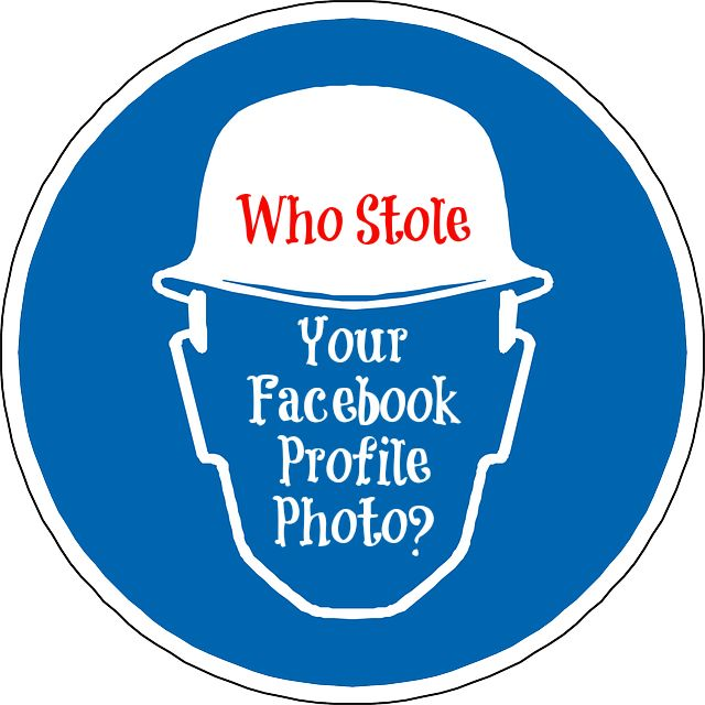 Who Has Stolen My Facebook Profile Image And Made It Public? Faces Of Facebook App.