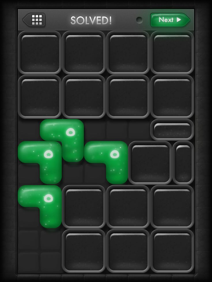 Puzzle 10-7 Blockwick solution