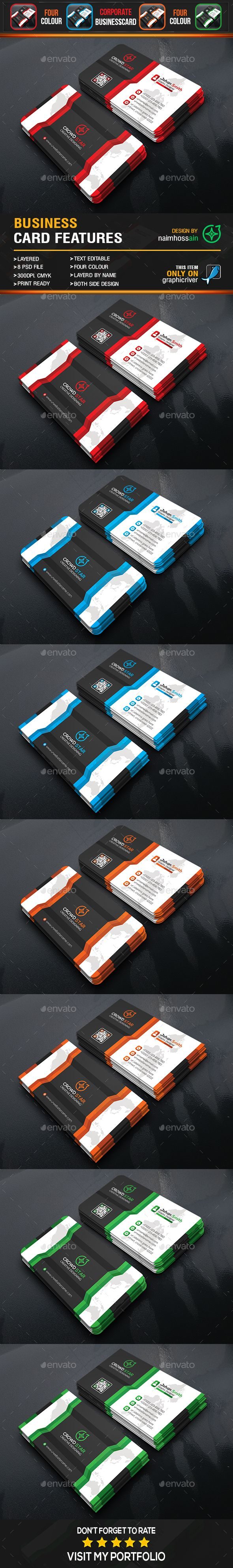 308 best Business Cards images on Pinterest