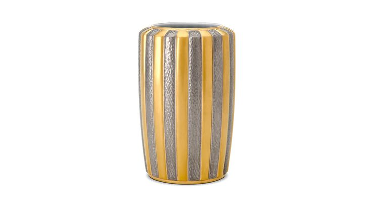 Shop L'Objet Voyage d'Or Vase at LuxDeco. Discover luxury collections from the world's home decor brands. Free UK Delivery.