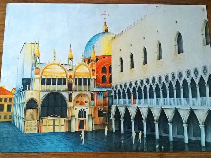 Venice st. Marks basilica