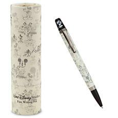 So cute!!  Mickey Mouse Comic Fine Writing Pen - Walt Disney Studios