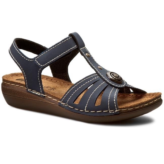 Sandale INBLU - CX11AQ15 Bleumarin