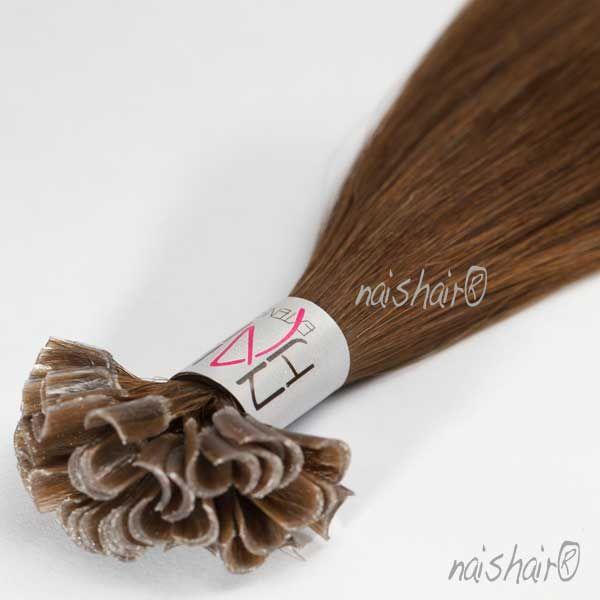 $46.5   Mega Hair de Queratina #6 (Medium Brown)