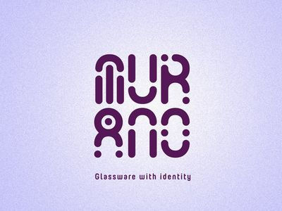 Logo - Murano Shop - by Ana Hoxha