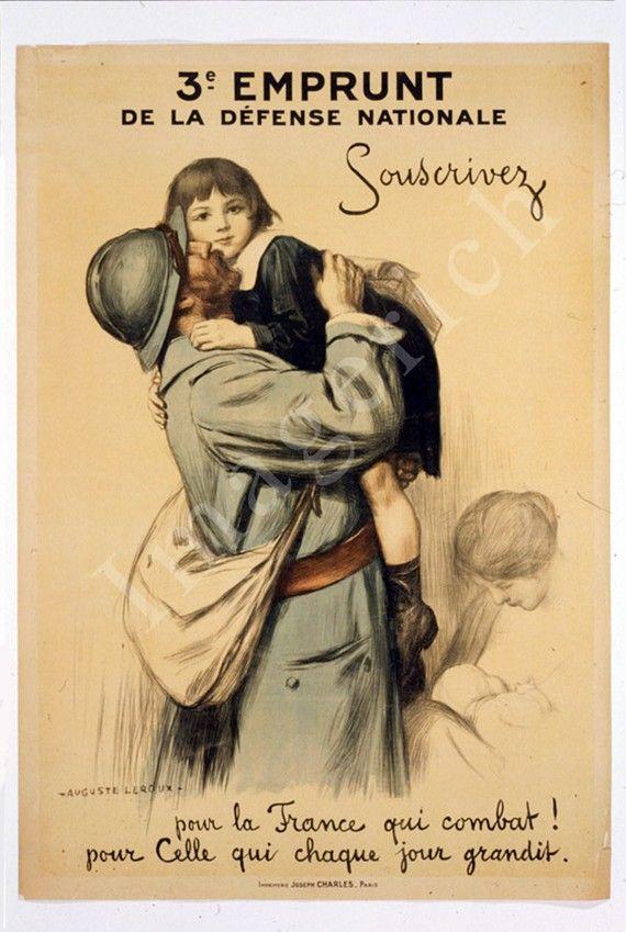 World War 1 Poster (France)