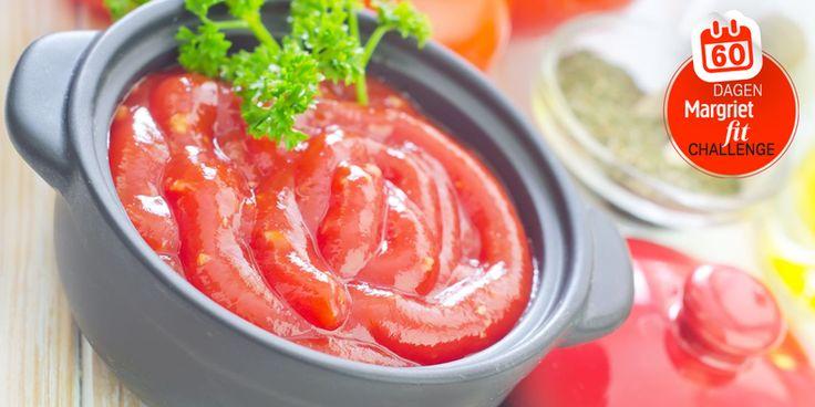 Recept: ketchup recept Gezonde recepten, Koken, Recepten - Margriet