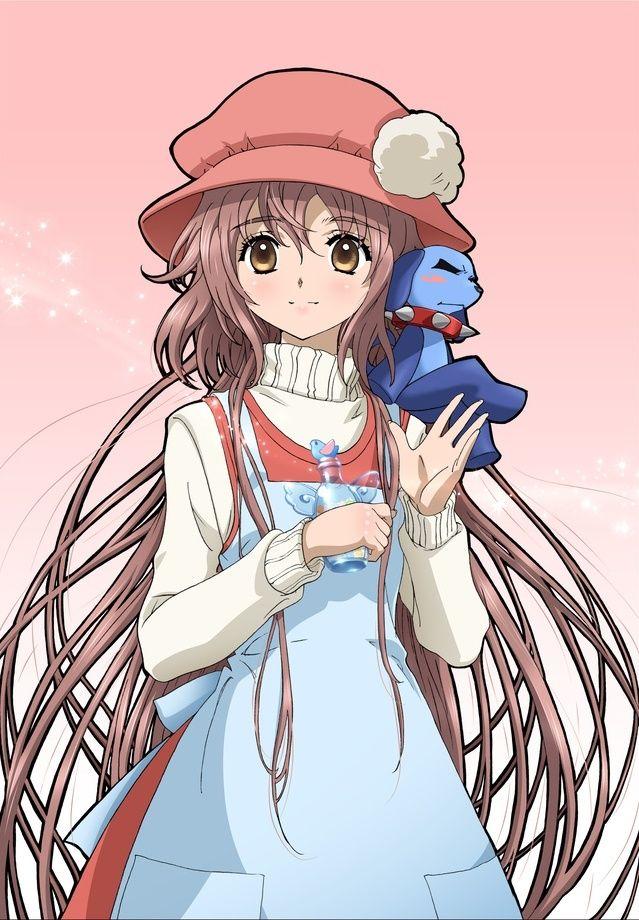 Hanato Kobato My Anime Shelf Anime, Ký ức, Dễ thương