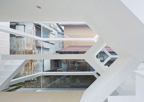 see through exterior view