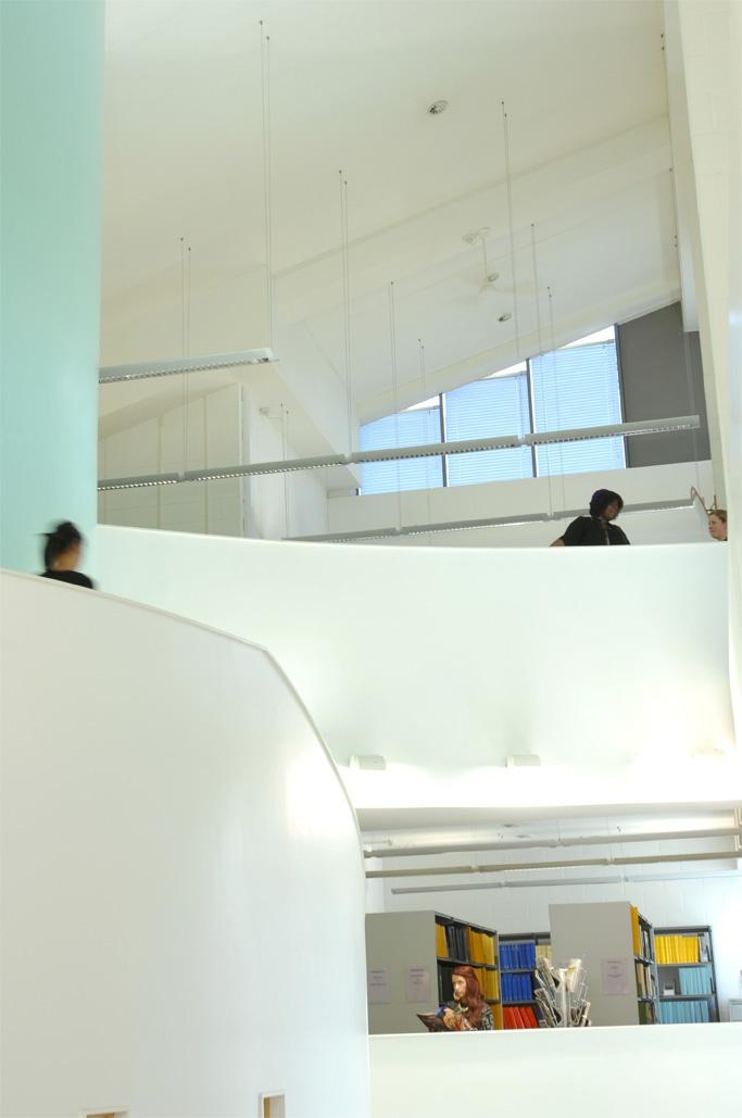 University Library at Epsom - First Floor.  #Epsom