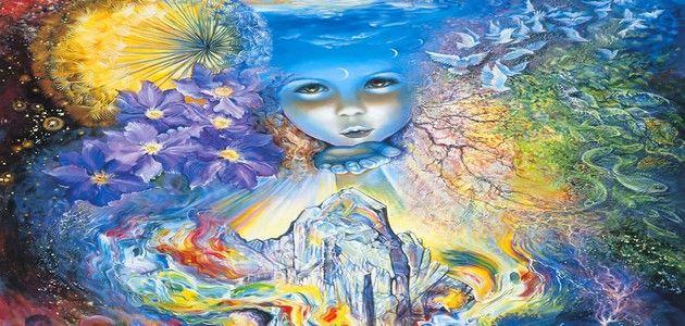 Comment savoir si vous êtes un enfant Indigo, Cristal ou Arc-en-ciel
