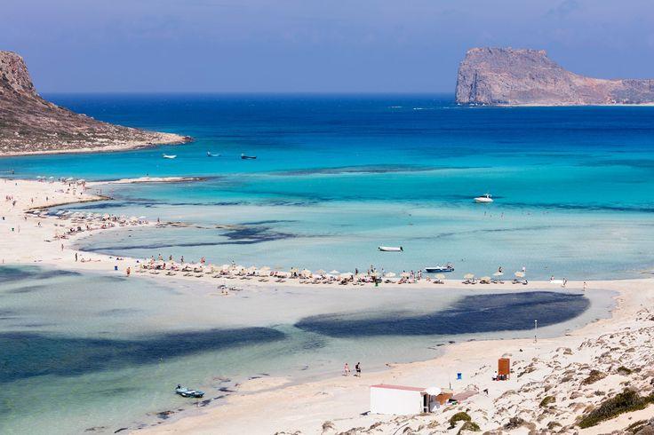 Elafonissi Creta, Grecia