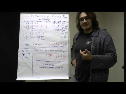 Теория музыки: ритм, метр, размер, темп - YouTube