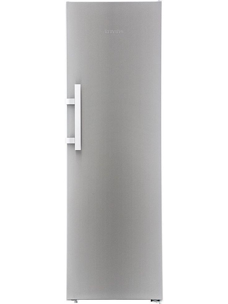 Miele K 28202 D edt/cs - 185 cm Miele kylskåp med DynaCool, jämnare kylfördelning.
