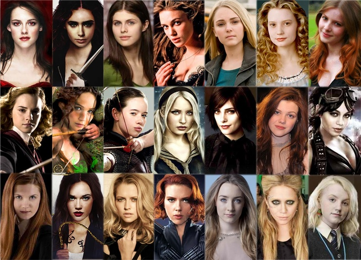 female characters from fantasy movies my hottie is