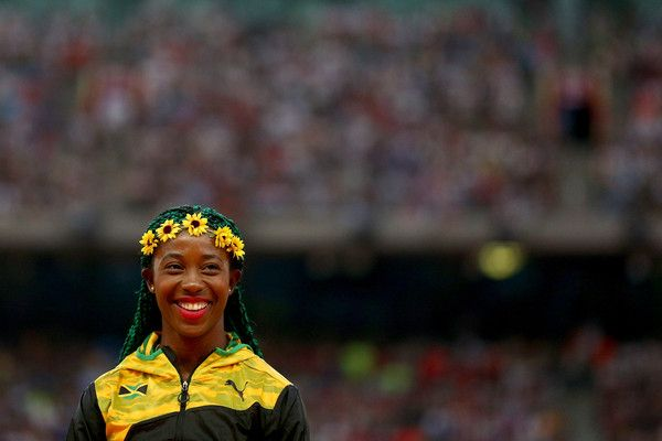 Shelly-Ann Fraser-Pryce Photos: 15th IAAF World Athletics Championships Beijing 2015 - Day Four
