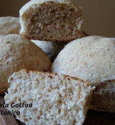 Pan integral. Receta saludable